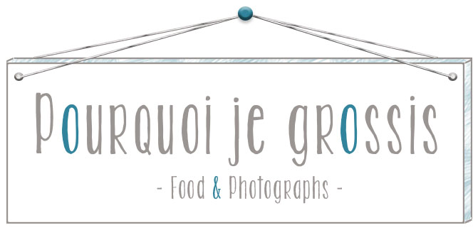 Pourquoi je grossis food and photographs for Pourquoi je grossis