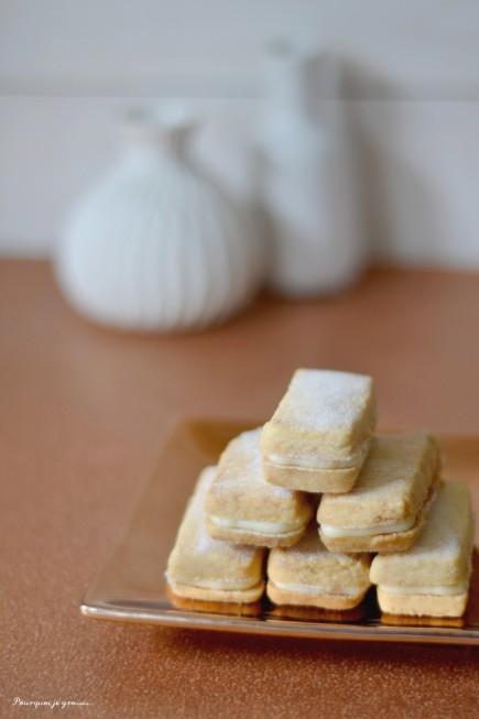 Biscuits sablés, saveur 100 % amande ! - Comme des Royal Creams !