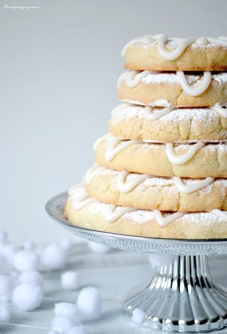 Kransekake, biscuits scandinaves aux amandes. 1