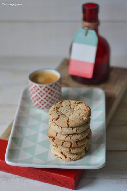 Biscuits amaretti, un peu comme à Saronno !