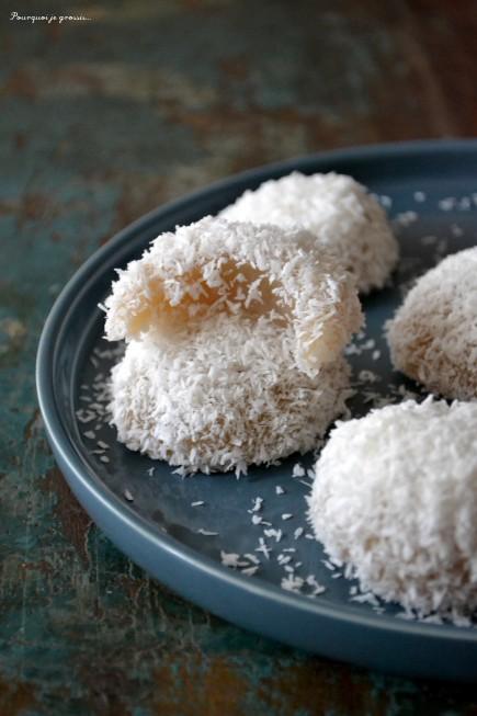 Perles à la noix de coco
