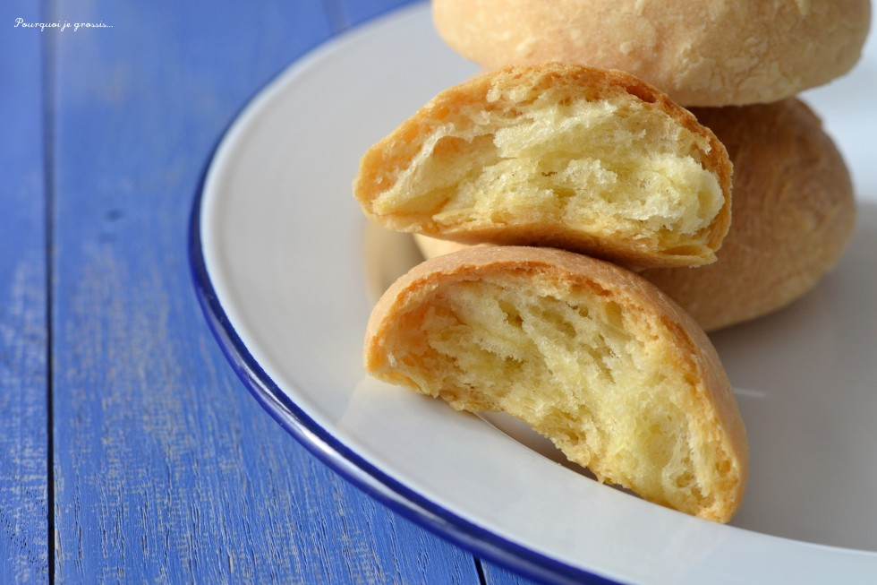 Petits pains italiens à l'huile d'olive ... panini all'olio