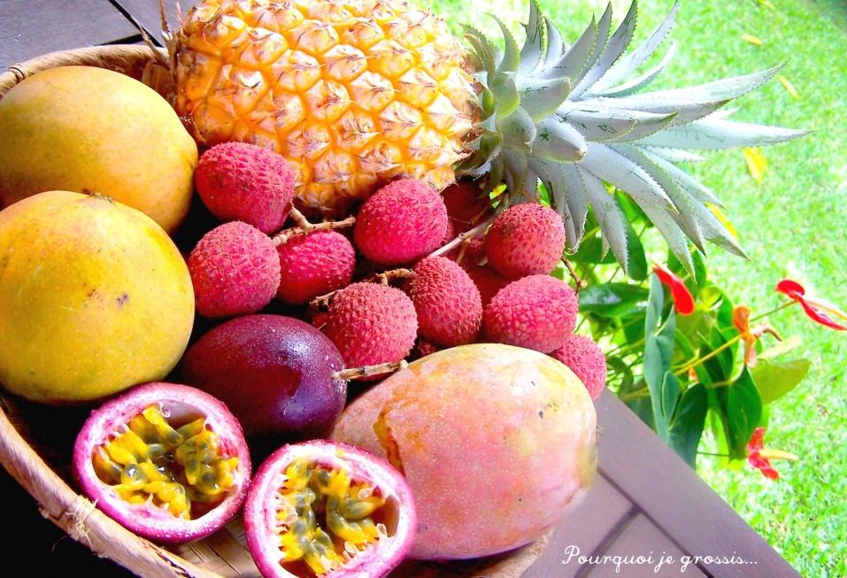 Exotic mania comme une envie de fruits exotiques - Liste fruits exotiques avec photos ...