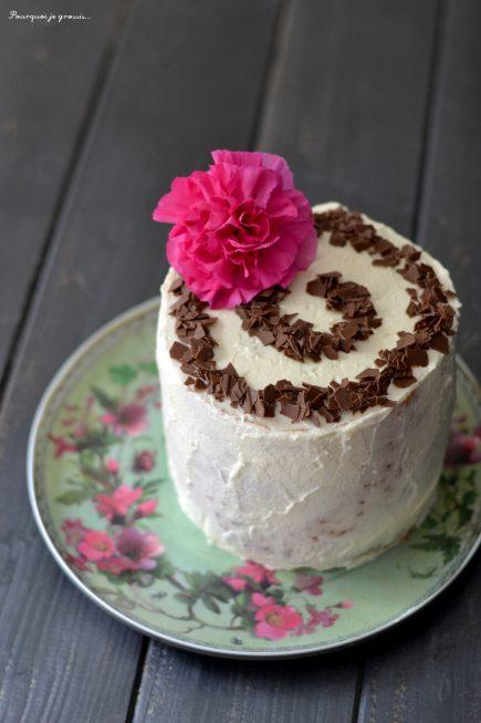 Gâteau roulé (à la verticale ! ), façon tiramisu ...