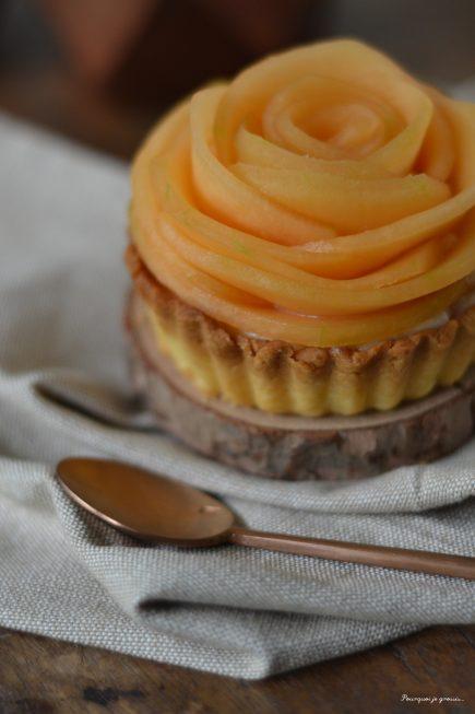 Tartelettes estivales au melon